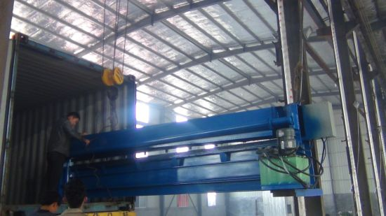 Dx Hydraulic Sheet Metal Cutting Machine pictures & photos