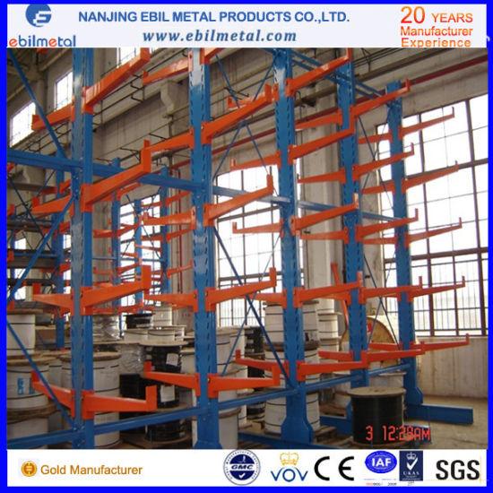 Steel Q235 Cantilever Rack Indoor