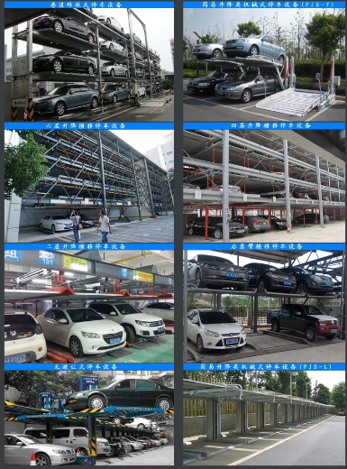 Auto Parking System pictures & photos
