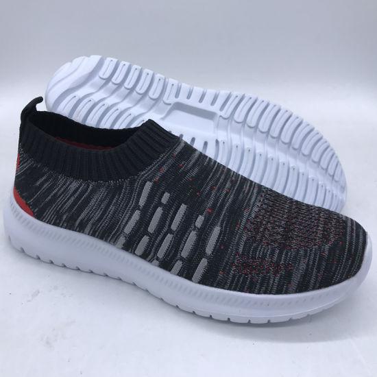 prix compétitif 2516e 63100 China Men′s Flyknit Sport Shoes Athletic Shoes Casual Shoes ...