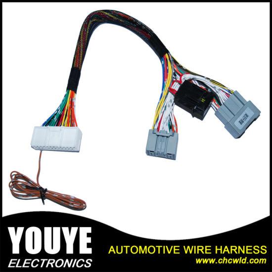 China Youye Automotive Power Window Wire Harness, Electronic Fuse Box  Wiring Harness, Honda ISO9001 Ts16949 Wire Harness - China Wire Harness, Wiring  HarnessGuangzhou City Youye Electronics Co., Ltd.