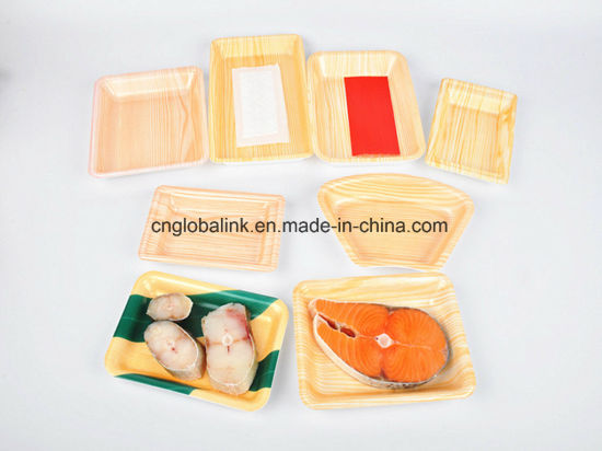 EPS Tray Meat Tray Food Tray with Absorbent Pad