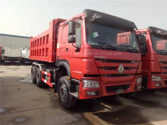 Made-in-China HOWO 6X4 Dump Truck 336HP