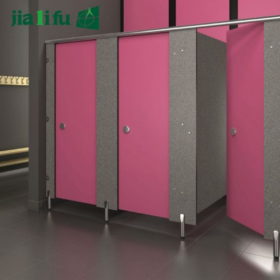 Zink Alloy Modern Design Office Showers Toilet Partition pictures & photos