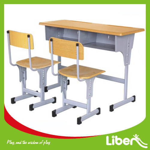 School Furniture Adjustable Student Desk for Sale pictures & photos