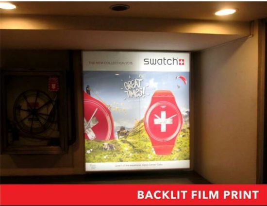 Stylish Flex Quality Factory Pricing Direct Backlit Film for Ads pictures & photos