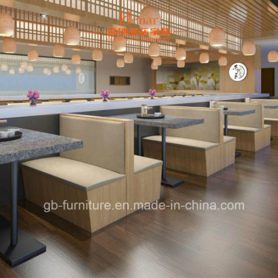 2018 New Customized Contract Restaurant Canteen Furniture Set
