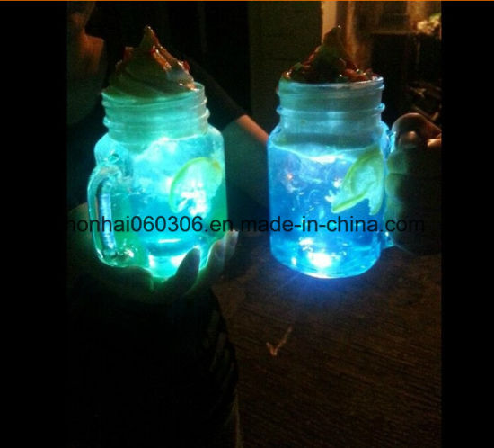 Solar Lantern Mason Jar Hanging Lights