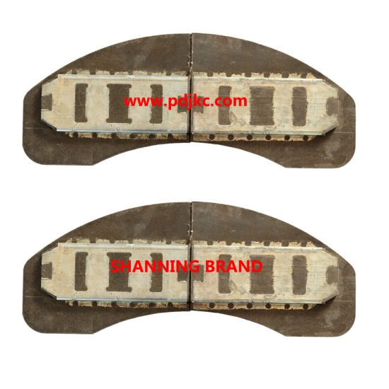 Locomotive Brake Pads pictures & photos