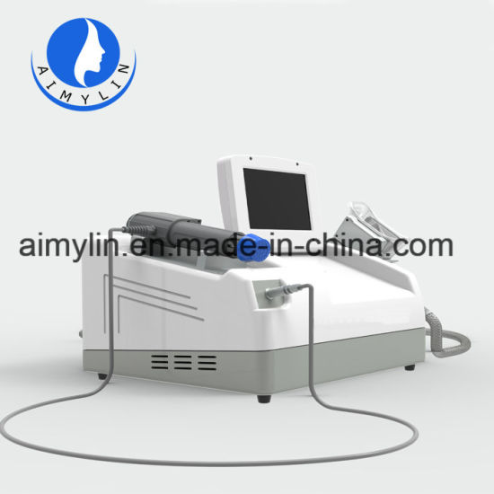 Physical Cryolipolysis Fat Freezing Extracorporeal Shock Wave Therapy Machine