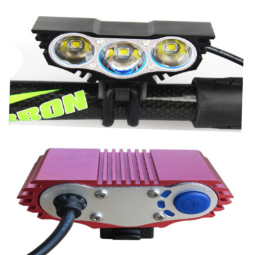 3000 Lumens Bright LED Bicycle Lights pictures & photos