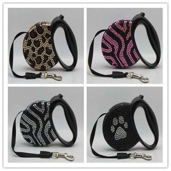New Pet Product Chew Proof Retractable Dog Leash Pet Leash pictures & photos