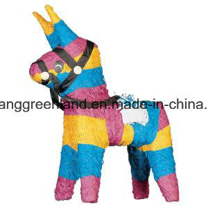 China 2018 Factory Rainbow Donkey Pinata Manufacturers - China
