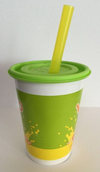 High Quality Paper Cups with Plastic Lids for Beverage