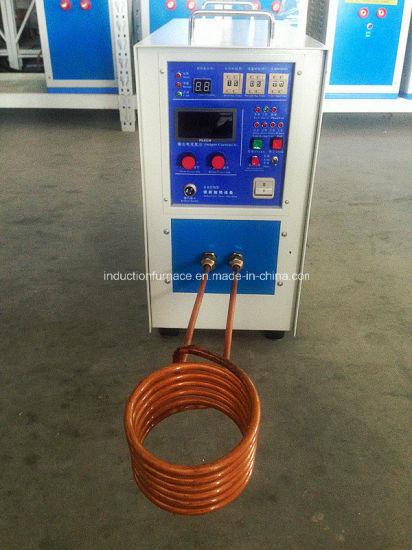 Steel Metal Heat Treatment Oven Induction Heating Furnace