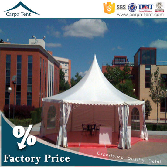 Widely Application PVC Coated Fabric Multi-Sided Tent for Outdoor Event pictures & photos