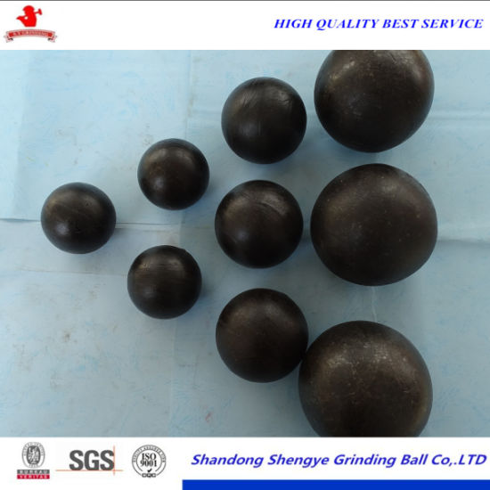 Ball Mill Forged Grinding Steel Ball From Chinese Manufacturer pictures & photos