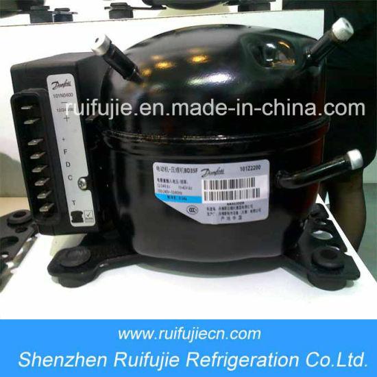 China Bd Series/Secop Refrigerator Compressor (BD35F) - China
