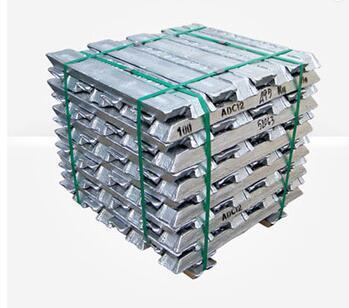 Factory Supplying 99.7% Zinc Alloy Ingot