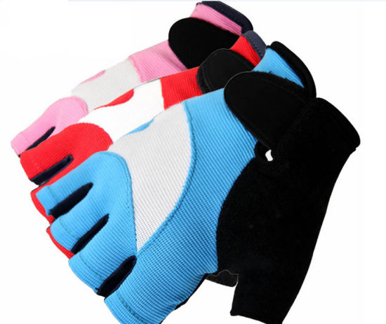 Gym Sport Glove with Half Finger