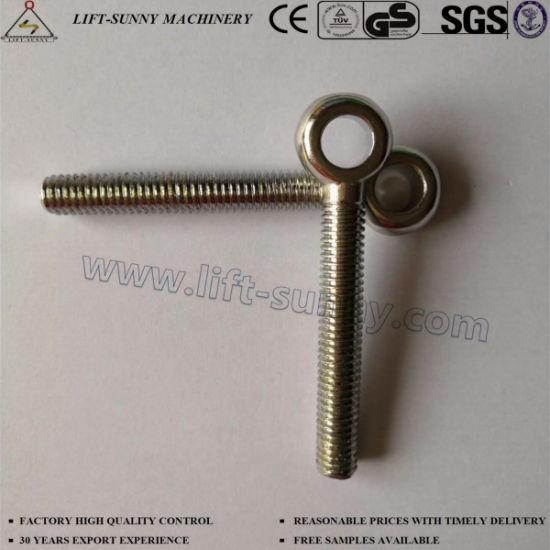 10 Pack 1//4 x 2-3//8 Stainless Steel Type 316 Welded Eye Bolt