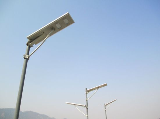 All in One 40W Integrated Solar LED Light pictures & photos