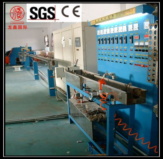 Electric Cable Extrusion Machine Production Line pictures & photos