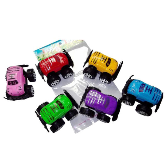 Plastic Promotion Mini Pull Back Car (10253853) pictures & photos