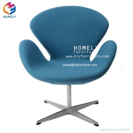 Swell China Modern Classic Home Hotel Lobby Furniture Swan Swivel Bralicious Painted Fabric Chair Ideas Braliciousco