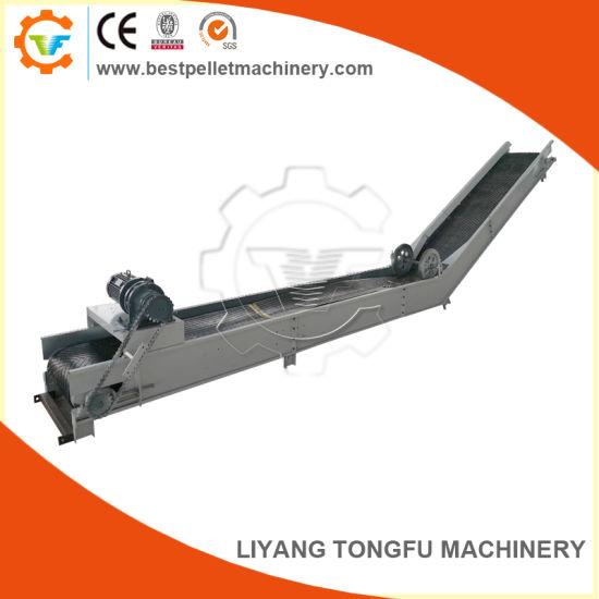 China Belt Conveyor Price Modular Rubber Conveyor for Sale