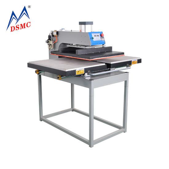 40X60 Pneumatic Heat Press Tshirt Sublimation Printing Double Station Machine