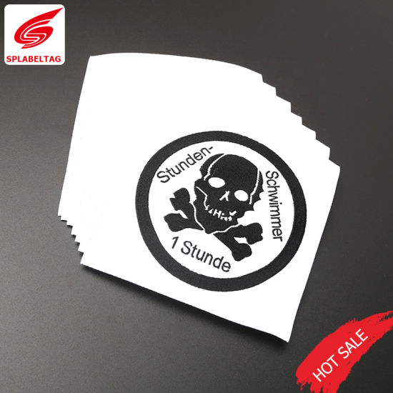 Custom High Quality Woven Embroidered Labels Personalized for Garment