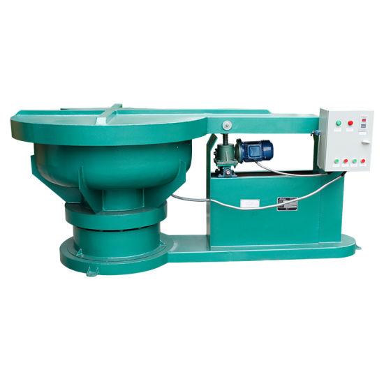 Vibratory Polishing Machine with Sound Cover