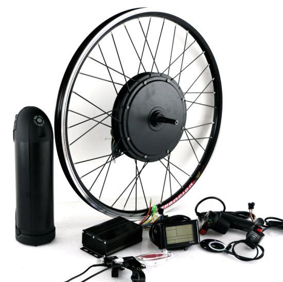 Agile 48V 1000W Electric Bike Hub Motor Kit with High Speed