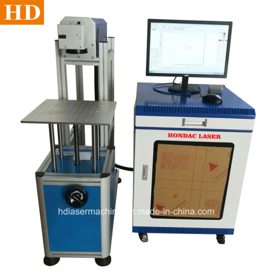 CO2 Laser Marking Machine for Non-Metal Products (RFM30) pictures & photos