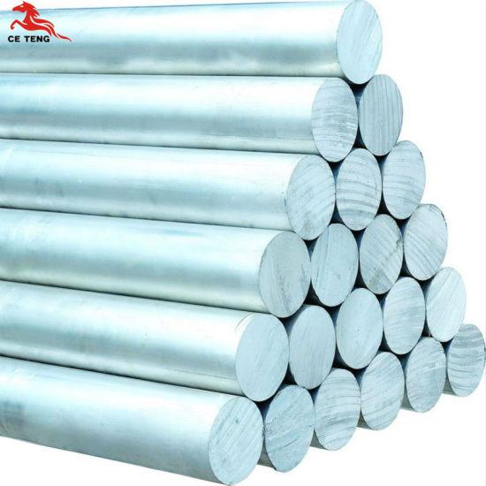 Aluminum Bar Rod Alloy 6062 T6 7075 Cold Drawn
