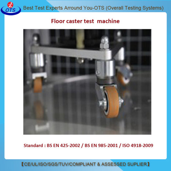 China Roller Chair Testing Device Floor Casters Resistance Tester - Floor friction tester