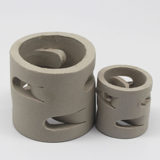 Professional Ceramic Pall Ring--Tower Packing pictures & photos