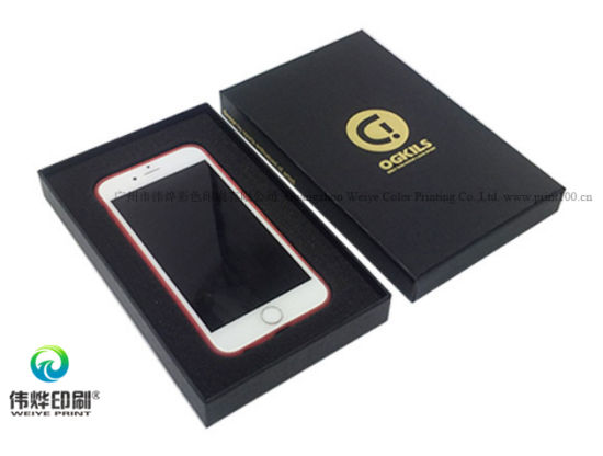 Hot Sale Cardboard Cell Phone Case Package Retail Boxes pictures & photos