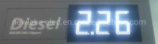Super Bright 8inch LED Gasoline Price Signs 8.88 with CREE Brand LEDs (IP67 for all weathers)