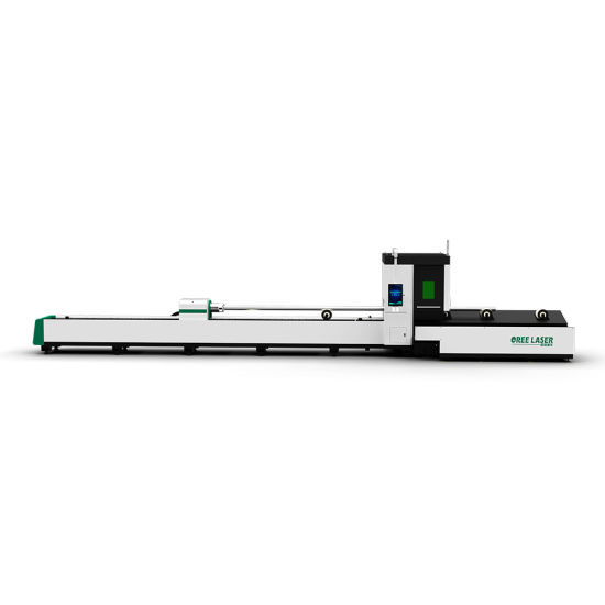 OR-TL Professional Independent Fiber Laser Cutting Machine for Metal Pipe