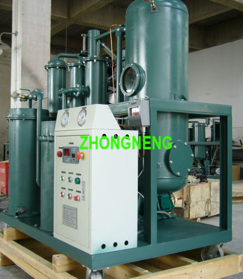 Used Hydraulic Oil Purifier, Industrial Lubricant Oil Purification System