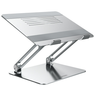 Office Furniture Foldable Portable Aluminium Stand Laptop Holder Computer Support Stand Universal Foldable Adjustable pictures & photos