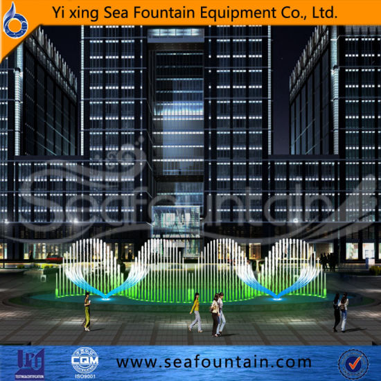 Luxury Style Park Decorative Music Water Fountain pictures & photos