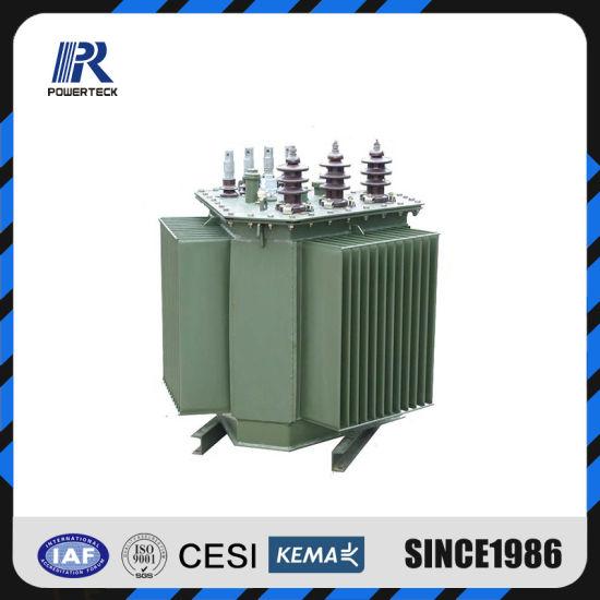 35kv High Voltage Power Transformer