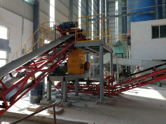 Annual Output of 300, 000 Tons Gypsum Powder Production Line