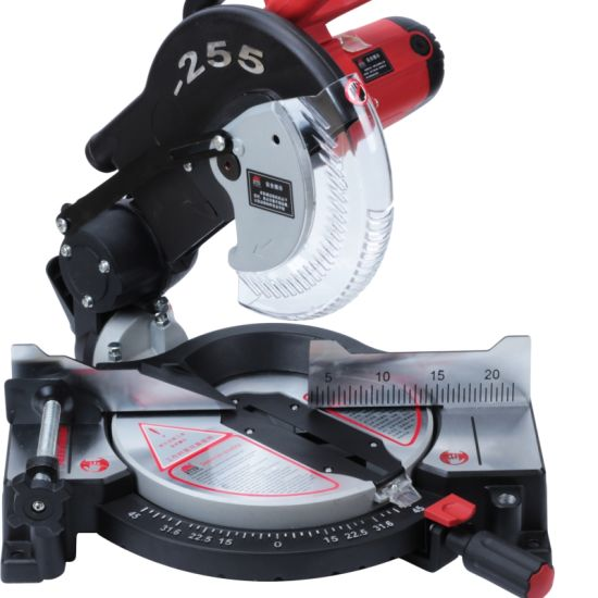 Cutting Machine Electronic Power Tools Miter Saw (GBK2-255JL) pictures & photos