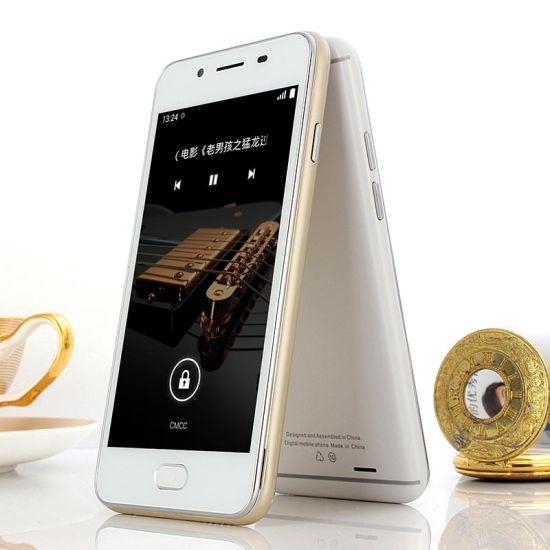 Original 2 SIM Card Mobile Smart Phone R9 Mini Bluetooth Music Cellphone