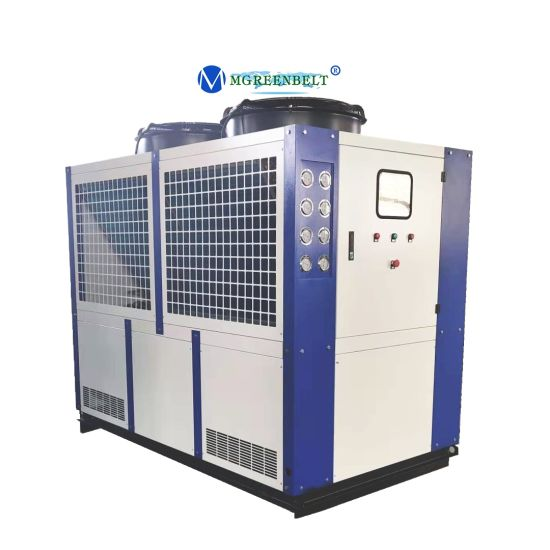 Scroll Type 30HP 83kw Air Cold Water Chiller for Natural Gas