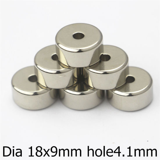 2018 Steady Magnetic Power Quality Neodymium Permanent Magnet pictures & photos